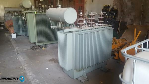 Продавам силов трансформатор 400 ква