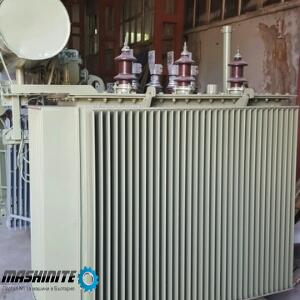 Продавам силов маслен трансформатор 1000 ква