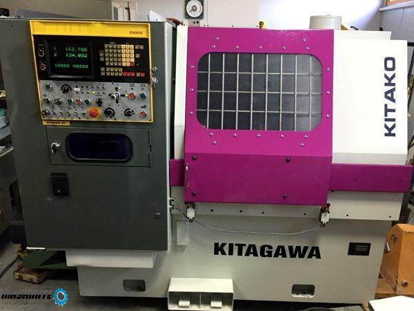 CNC Струг с ЦПУ KITAGAWA KITACO Fanuc 6 - +359877771176