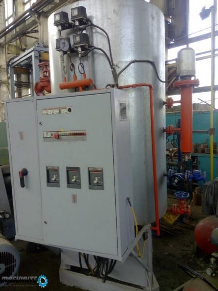 Електрически парен котел 500 кВт