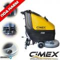 Подопочистващa машина под наем CIMEX 530B