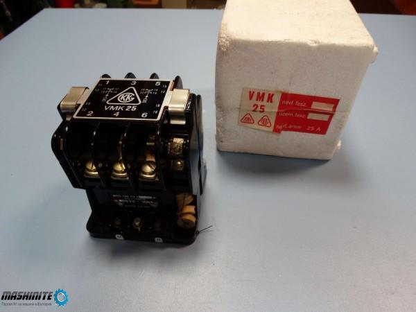 Контактор 25A VMK 24V 50Hz