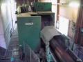 Машина за обелване на дървопалети