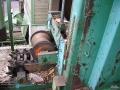 Машина за обелване на дървапалети