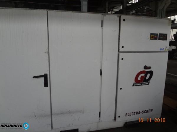 Винтов компресор 110 kW
