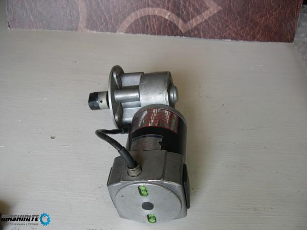 Ел. двигател - серво мотор