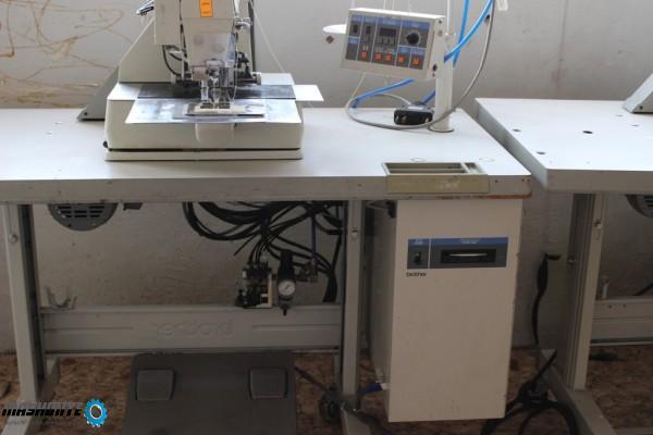 Шевна машина с програмируеми шевове BAS-311A-111 ...