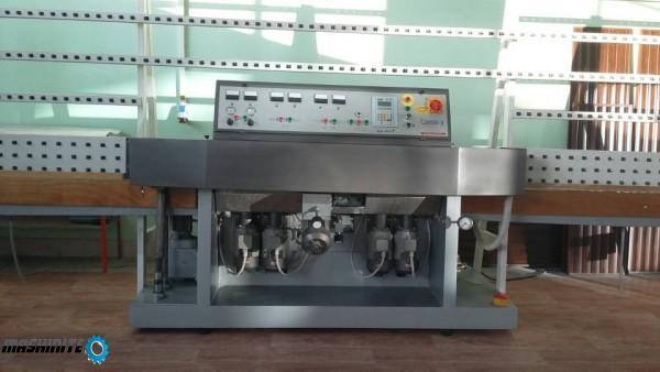 Машина за обработка на стъкло, за праволинеен кант,  ...