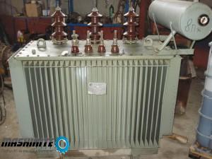 Продавам силов трансформатор 630 ква
