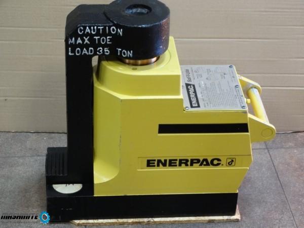 Хидравличен крик с пета 35 тона ENERPAC JTA-356
