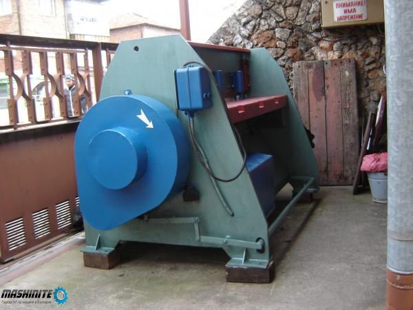 Гилотина за метал-1000 х 2.5мм.