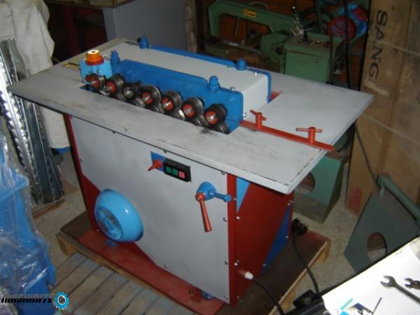 Фалцопрокатна/Фалцформер/ машина за въздуховоди