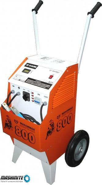 Професионална стартерна количка за 12V и 24V