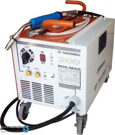 МИГ/МАГ телоподаващ апарат монофазен 200А