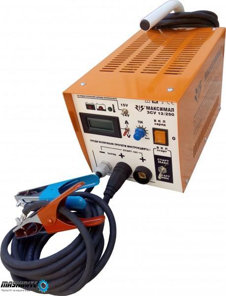 Зарядно-стартерно у-во 12V 250А