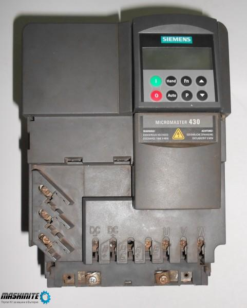 Честотен регулатор - Инвертор Siemens 15 kw