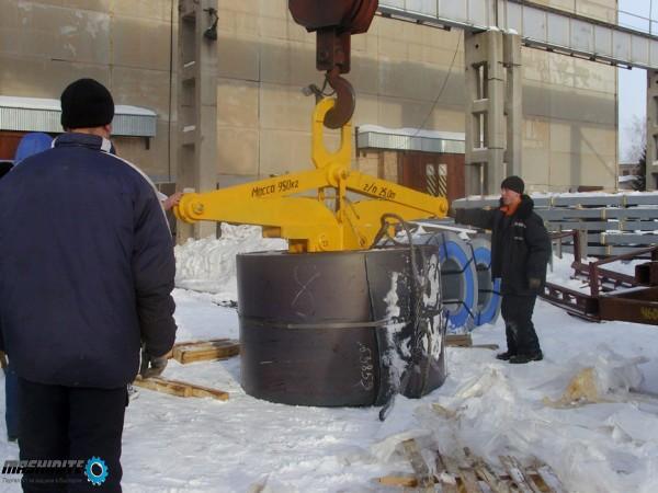 Изработка и доставка на товарозахватни съоръжения