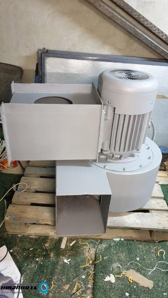 Вентилатор турбинен (центробежен) 17 кВт