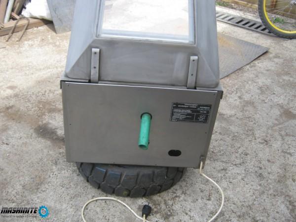 камерна вакуумна  опаковъчна машина