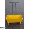 Машина за посипка на втвърдител за бетон