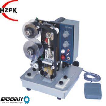 Печатащо устройство -Принтер за дата и партида..Етик ...