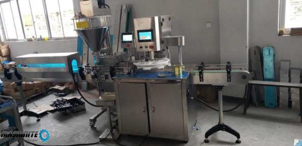 Автоматична затваряща машина за кенове