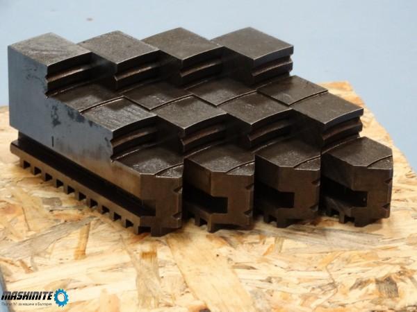 Челюсти за универсал TOS Ø250 mm