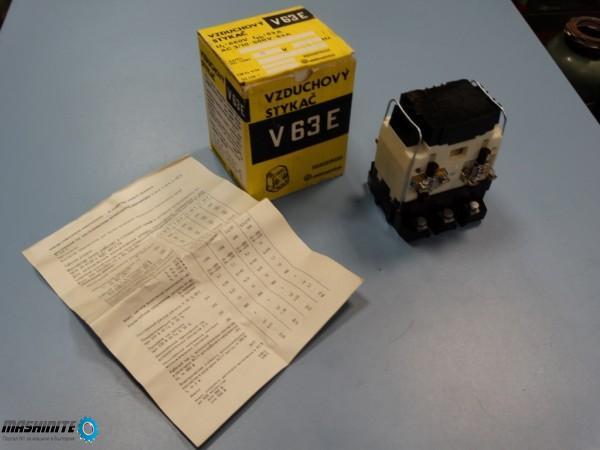 Контактор чешки V63E