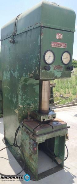 Хидравлична преса 40 тона