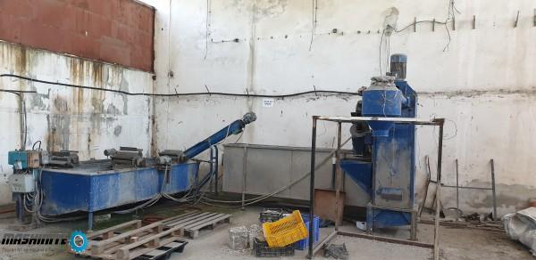 Вани за пране на пластмаса с центрофуга