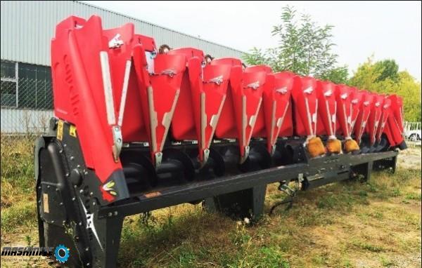 Cornheader Capello F12 (12 rows, 70 cm)