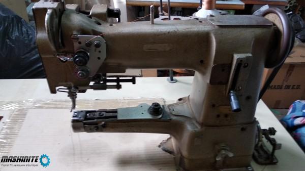 Професионална ръкавна машина