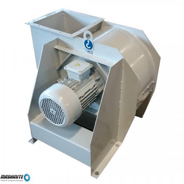 Взривозащитен центробежен промишлен вентилатор за ни ...
