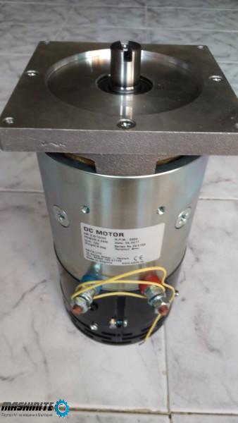 електромотор 12в. 3кв. за мобилна хидравлика