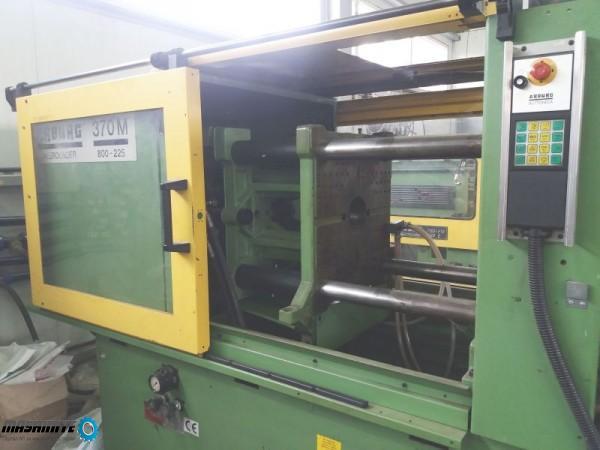 ПРОДАВА комплектовани не работещи машини ARBURG