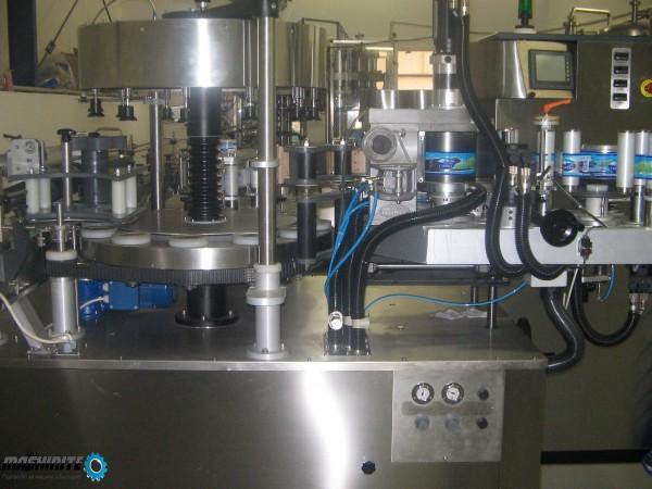 Етикетираща машина за PET бутилки
