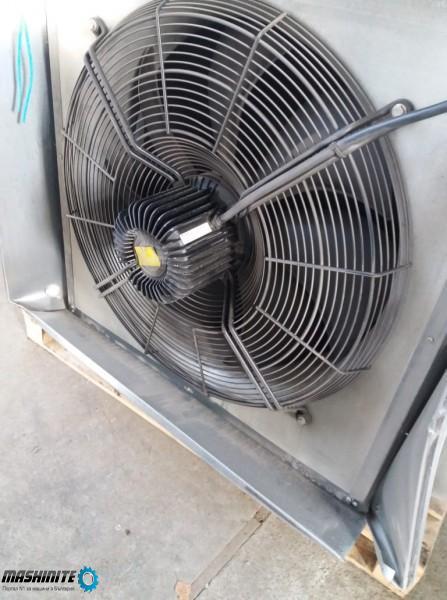 Промишлени немски Вентилатори Ziehl-Abegg с ел. мото ...