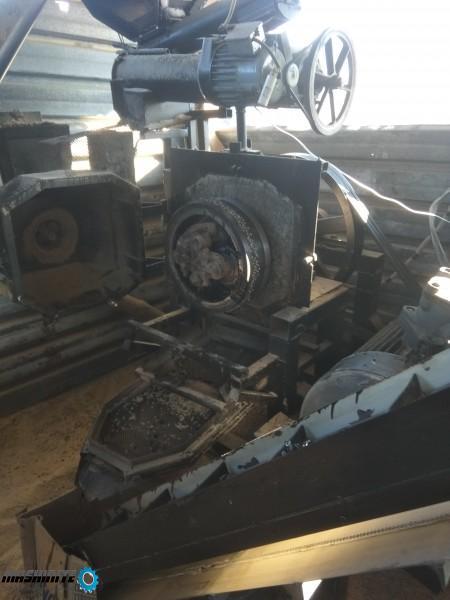 Линия за дървени пелети 250-300 кг на час