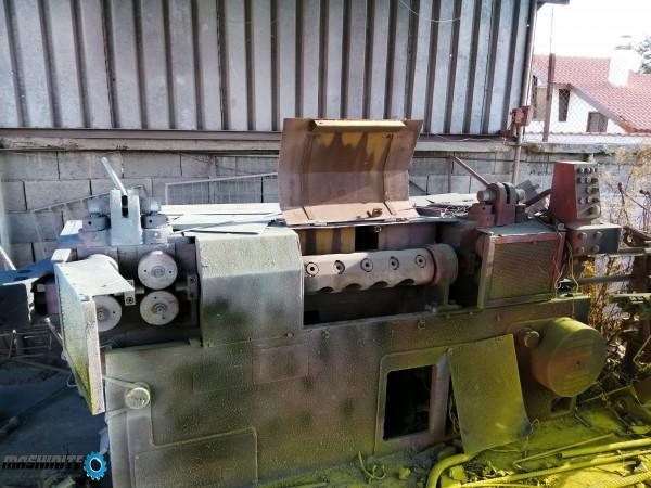 Машина за изправяне и рязане на арматурно желязо от  ...