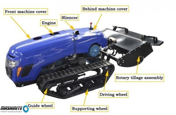 Трактор 32к.с. НОВ с дистанционно управление