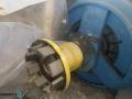 Пълен комплект Турбина-Генератор за малка ВЕЦ -150 Kw.