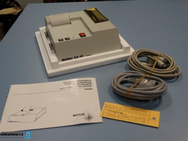 Лабораторен принтер METTLER GA-44