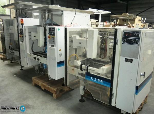 Вертикална пакетираща машина,Hayssen Packaging Techn ...