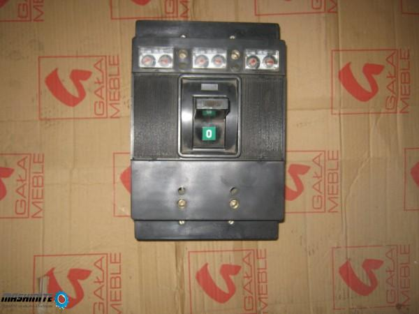 автоматичен прекъсвач 500А