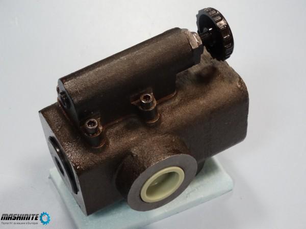 Клапан хидравличен регулируем