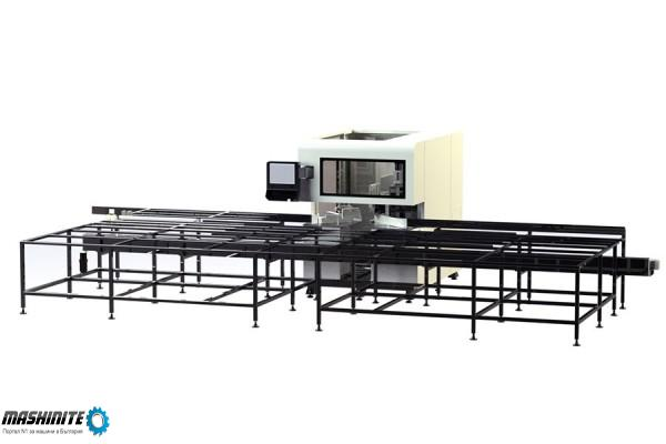 CNC зачистваща машина ORBIT–V Ozcelik