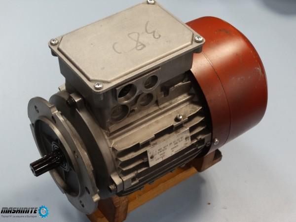 Електродвигател със спирачка T 90S 12/4 BR B5 42 NT