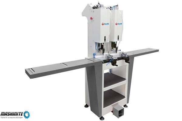 Автоматична двуглава винтонавивна машина SPACER – II ...