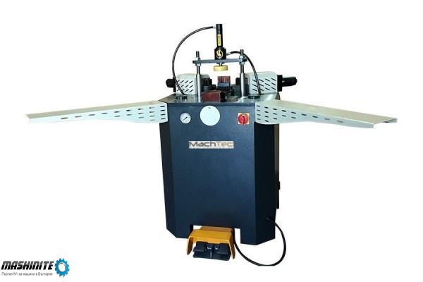 Ъглонабивна машина за алуминиеви профили AP