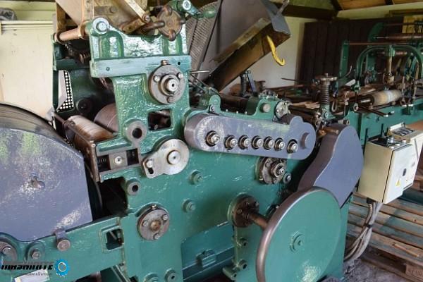 Fischer & Krecke използвана машина за хартиени торби ...